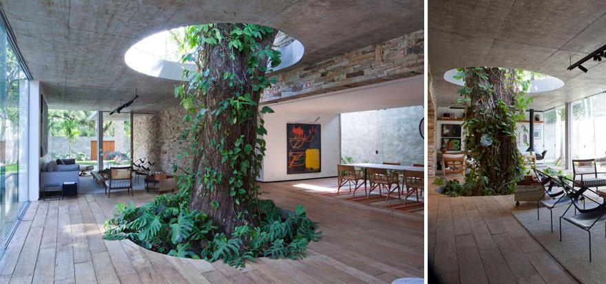 Casa Vogue, realizată de arhitectul Alessandro Sartore