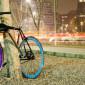 """Trei tineri au inventat """"prima bicicletă imposibil de furat"""""""