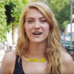 VIDEO Înconjurul lumii în insulte