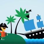 """VIDEO """"Pirații"""" sunt cei mai buni clienți"""