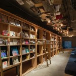 FOTO Hotelul literar: un colţ de rai unde poţi dormi ..
