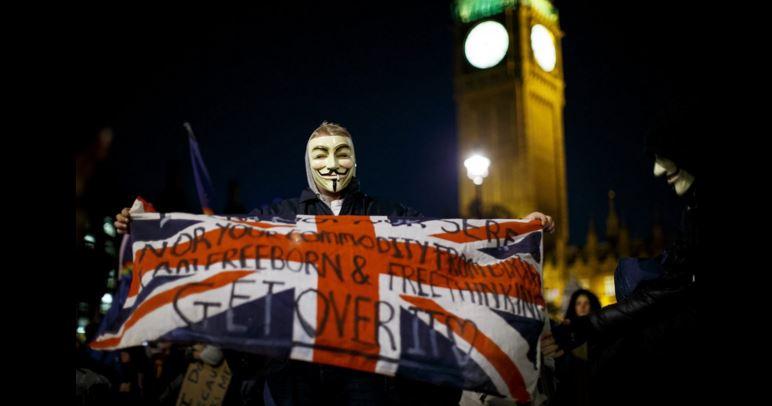 Londra. Foto: Huffington Post