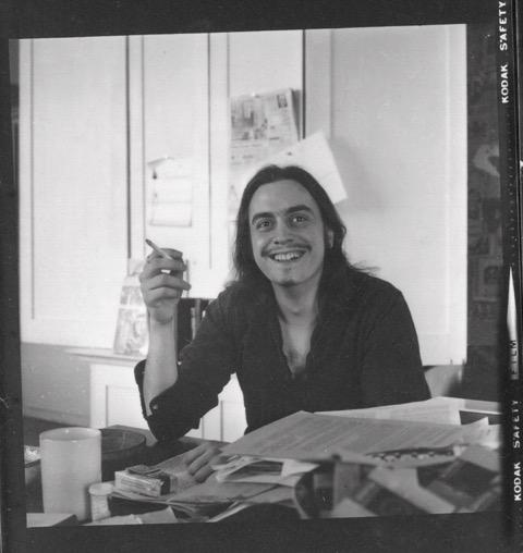 Mayer Vishner, la finalul anilor '70. Sursa: Justin Schein