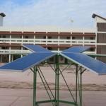 """Un călugăr tibetan a fondat o """"școală solară"""" a cărei .."""