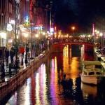 """""""Primarul de noapte"""" din Amsterdam transformă orașul după lăsarea întunericului"""