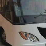 Primul autobuz solar din Africa