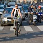 Milano vrea să-i plătească pe navetiști să meargă cu bicicleta ..