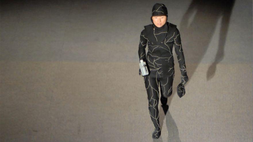 Infinity Burial Suit