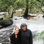 Un cuplu a creat un parc natural lăsând foste terenuri ..