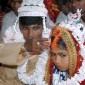 Un procent uriaș din femeile lumii s-au căsătorit când erau ..