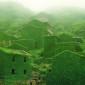 FOTO Orașul abandonat, recucerit de natură
