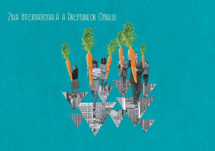 Ziua Internatională a Drepturilor Omului este sărbătorită anual în întreaga lume pe 10 decembrie. Data a fost aleasă pentru a onora proclamarea Declarației Universale a Drepturilor Omului din 1948. În afară de Biblie, Declarația Universală a Drepturilor Omului deține recordul mondial pentru documentul cel mai tradus din lume.  B Cause recreează un protest de la jumătatea secolului XX, care ne amintește că omul și drepturile sale sunt superioare intereselor economice, politice și sociale, care au manipulat societatea de-a lungul deceniilor.