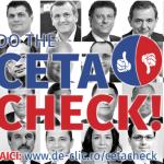 Hai să facem verificarea CETA: Campanie europeană de chestionare a ..
