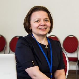Mariana Ianachevici, Rep. Moldova - Actualul președinte ChildPact, președintele Federației ONG-urilor pentru Protecția Copilului din Rep.Moldova.