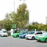 Prima rețea publică de alimentare a mașinilor electrice pe traseul ..