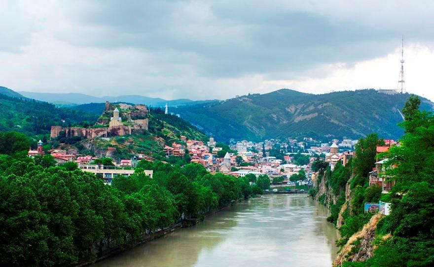 Tbilisi, Georgia / Levan Gokadze