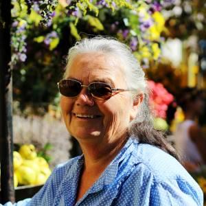 Debbie Dunn, voluntar la Infant House (Tbilisi)