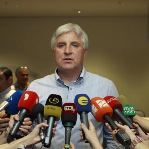Sandro Urushadze - fost ministru al muncii, sănătății și afacerilor sociale (2010-2012)