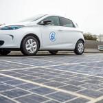 Prima șosea solară a fost deschisă în Franța