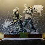 Banksy deschide hotelul cu cea mai urâtă priveliște din lume