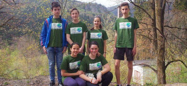 Junior Rangers, cei mai mici salvatori ai mediului din cel mai mic oraș al României