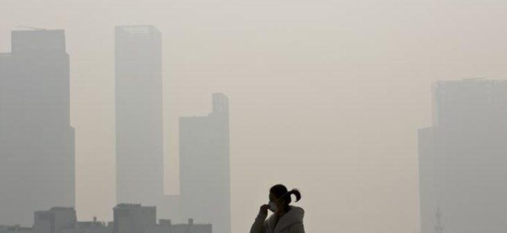 """Aerul poluat este """"noul tutun"""", avertizează Organizația Mondială a Sănătății"""