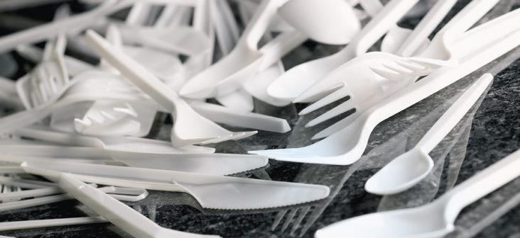 Parlamentul European a votat interzicerea mai multor produse din plastic de unică folosință